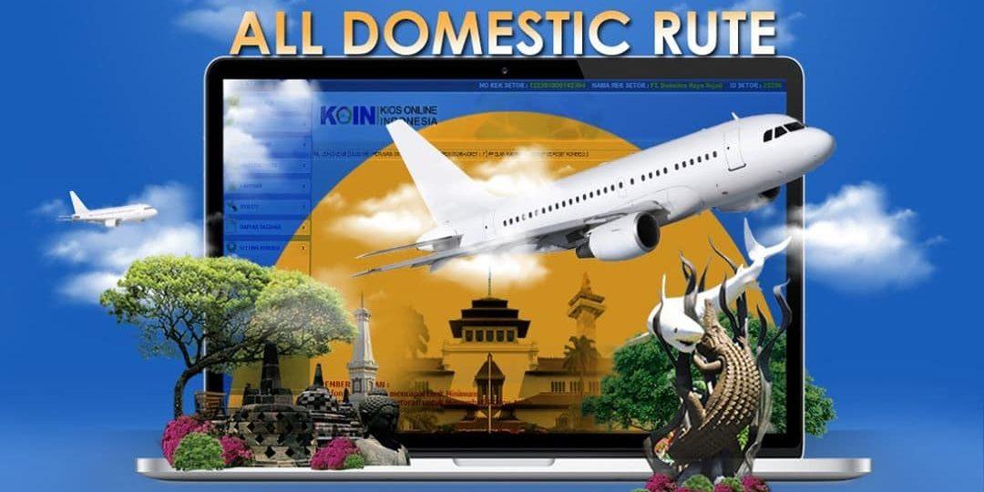 beli tiket penerbangan