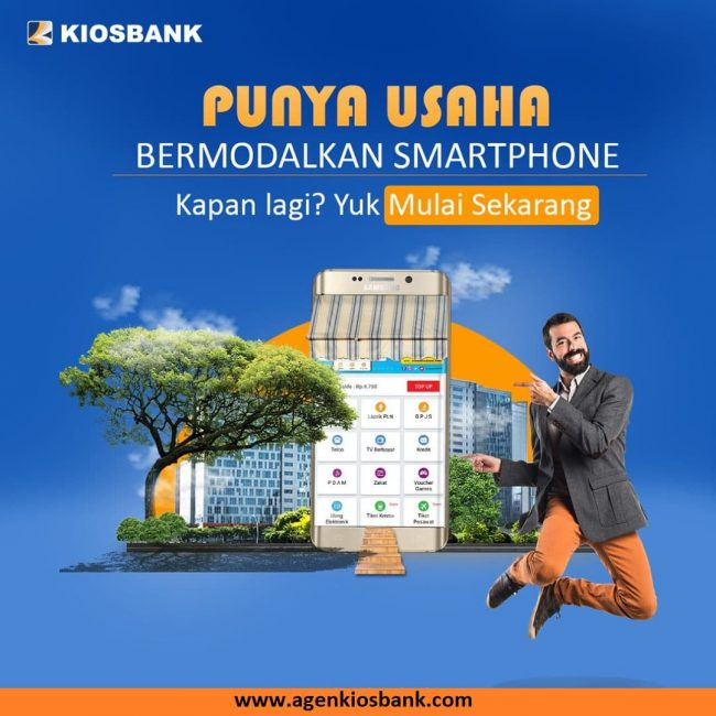 Bisnis PPOB Kiosbank